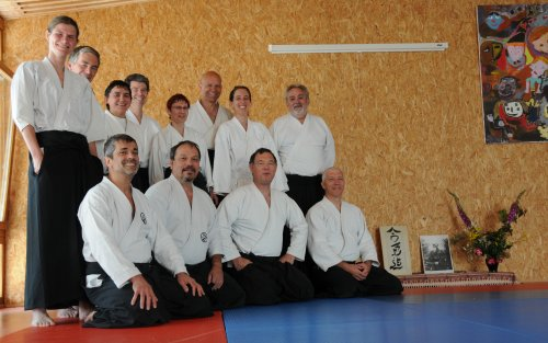 Stage ARZ : 11 - 12 & 13 juin 2011 - AIKIDO - PROVENCHERES-SUR-FAVE (F-88490)