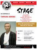 Stage : 25 - 26 septembre 2010 - AIKIDO - PARIS (F-75012)