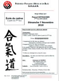Stage GHAAN : 07 novembre 2010 - AIKIDO - ISSY-LES-MOULINEAUX (F-92130)