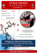 Stage GHAAN : 05 & 06 octobre 2013 - AIKIDO - CHAMBOURCY (F-91300)
