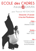 Stage GHAAN : 19 janvier 2014 - AIKIDO - ISSY-LES-MOULINEAUX (F-92130)