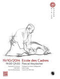 Stage : Pascal HEYDACKER ( 6e dan - GHAAN - RTN ) - 19 octobre 2014 - AIKIDO - ISSY-LES-MOULINEAUX (F-92130)