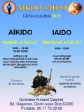 Stage : 04 & 05 juillet 2015 - AIKIDO - IAIDO - CLICHY-SOUS-BOIS (F-93390)