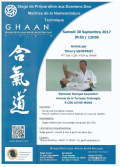 Stage - 30 septembre 2017 - AIKIDO - ATHIS-MONS (F-91200) - Thierry GEOFFROY ( 4ème dan - GHAAN - ACTM )