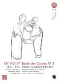 Stages : 15 octobre 2017 - AIKIDO - ATHIS-MONS (F-91200) - Ecole des cadres